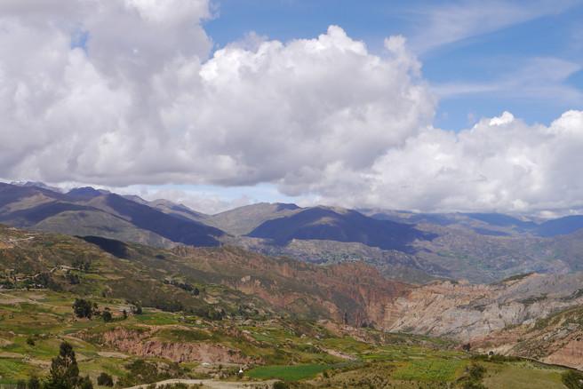 Valle de las Animas / Bolivia · 2014