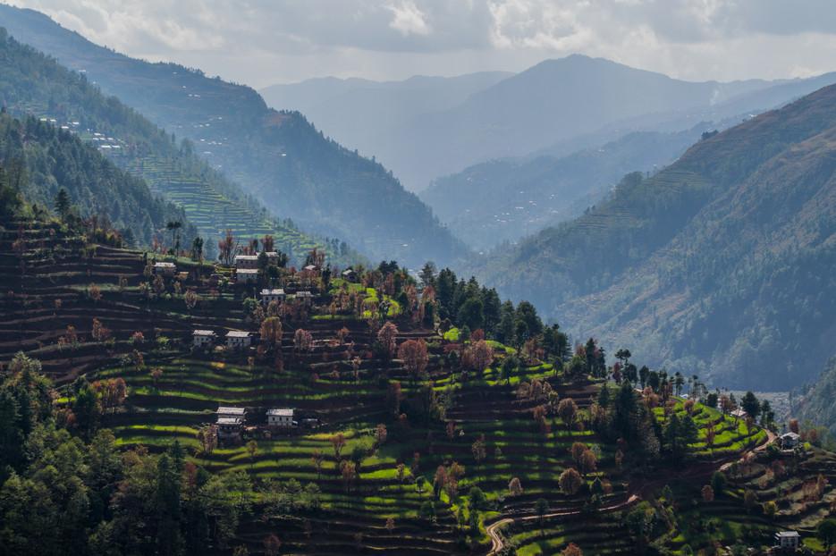 Shivalaya, Himalayas / Nepal · 2015
