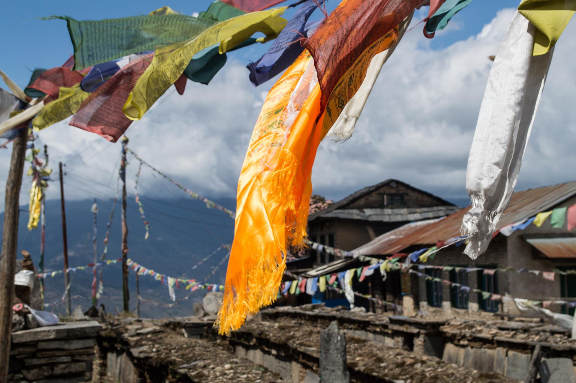 Deurali, Himalayas / Nepal · 2015