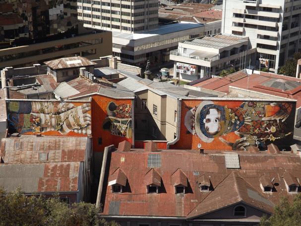 Historic Quarter, Valparaíso / Chile · 2014
