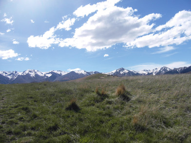 Southern Alps / New Zealand · 2009