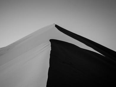 Big Daddy Dune, Deadvlei / Namibia · 2017
