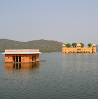 Jal Mahal, Jaipur / India · 2015