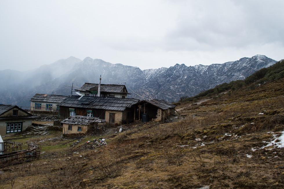 Pikey Peak, Himalayas / Nepal · 2015