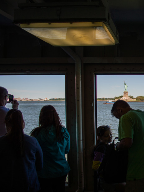 Staten Island Ferry, New York / USA · 2007