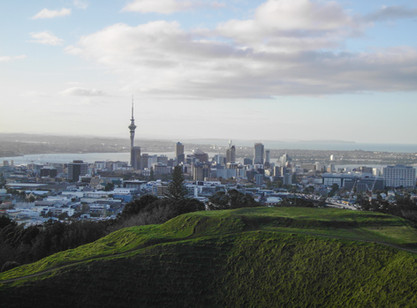 Mt. Eden, Auckland / New Zealand · 2009