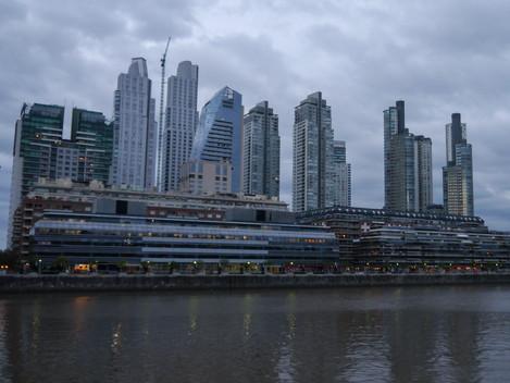 Puerto Madero, Buenos Aires / Argentina · 2014