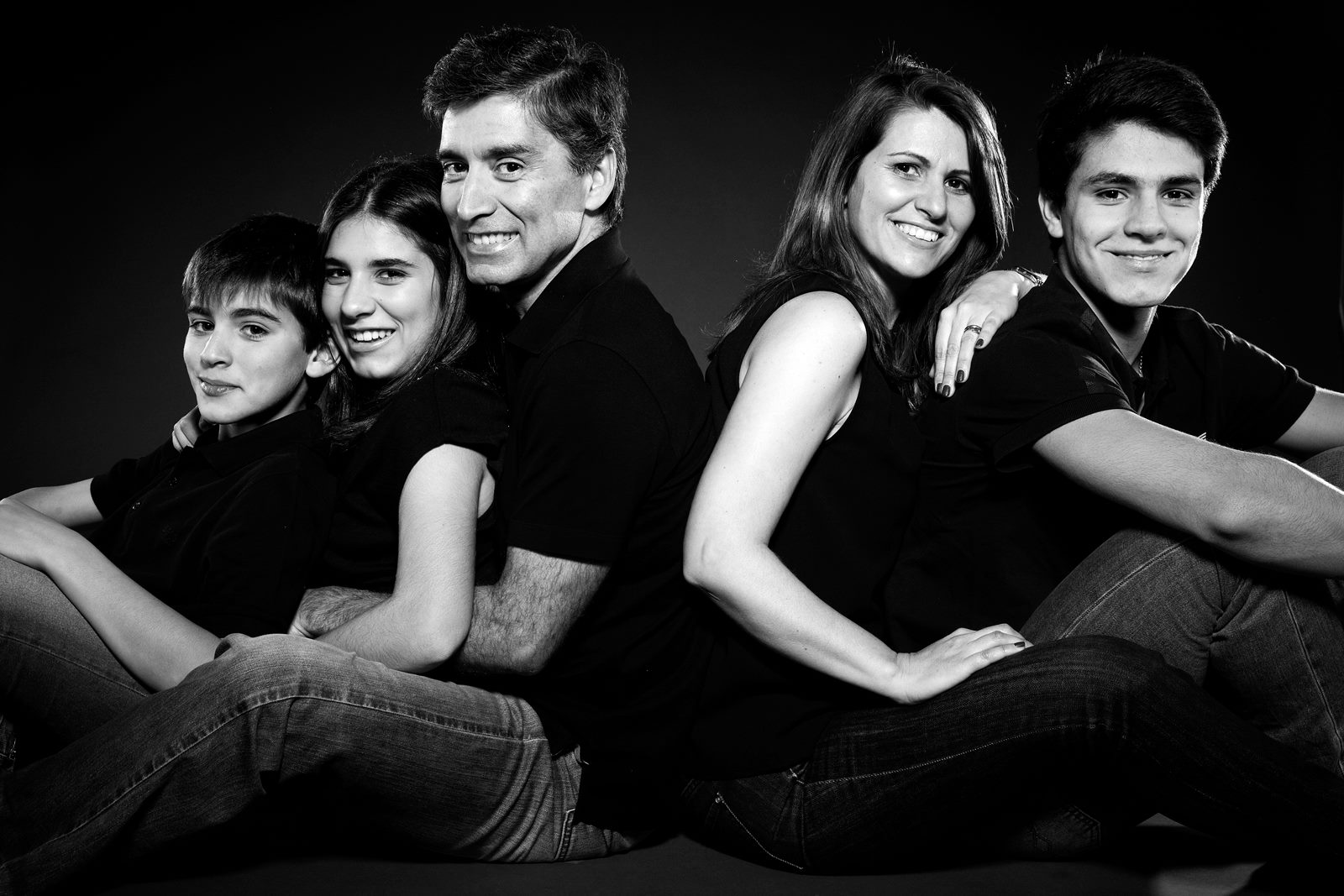 Sessão fotográfica Família Cascais
