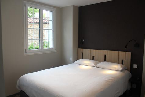 Chambre Quadruple - lit double