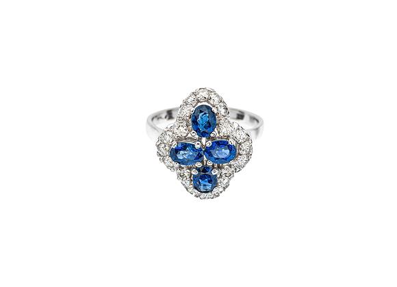 Babette Sapphire Ring
