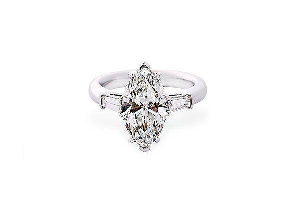 Capella Marquise Ring