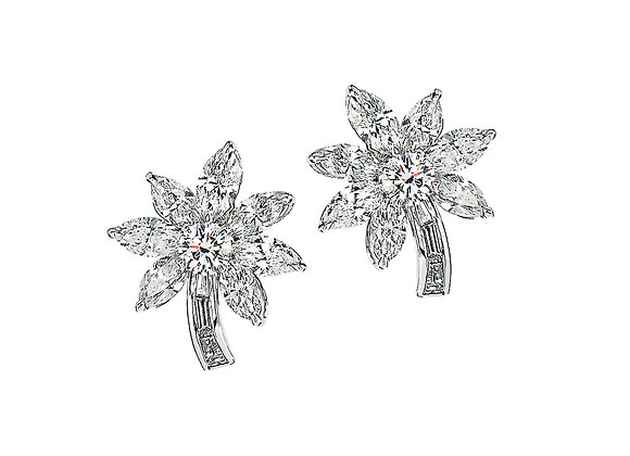 Capella Marquise Earrings