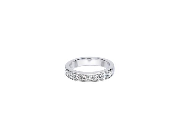 Kayla Diamond Wedding Band