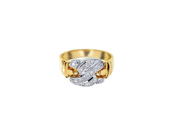 Yulia Diamond Ring