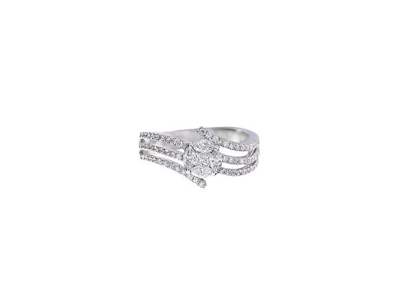 Andrina Diamond Ring