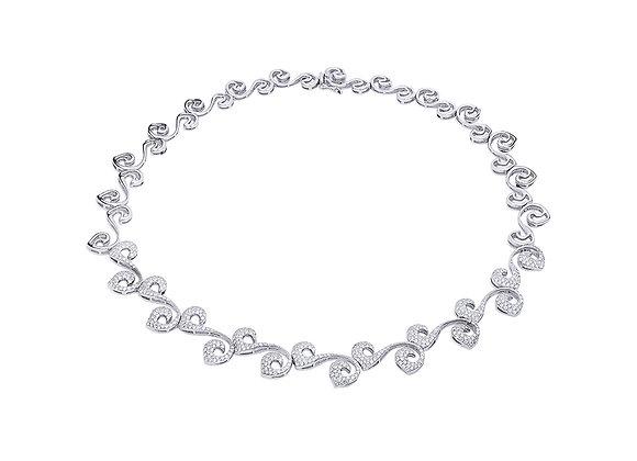 Portia Diamond Necklace
