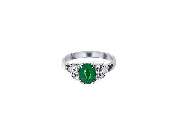 Beatrice Jade Ring