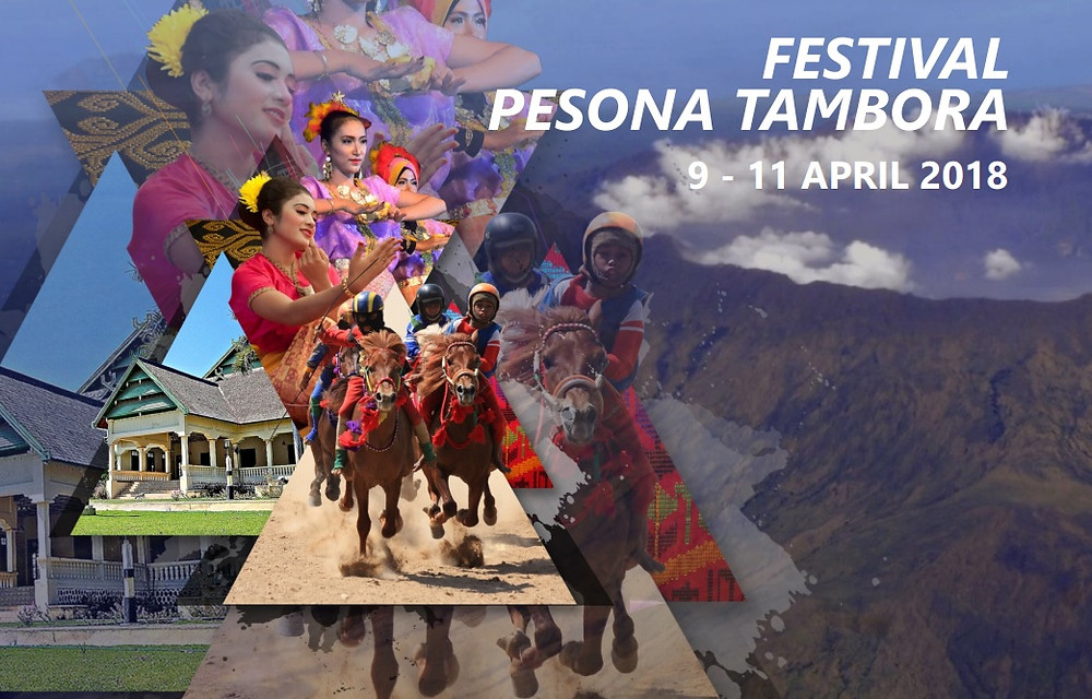 Festival Pesona Tambora 2018