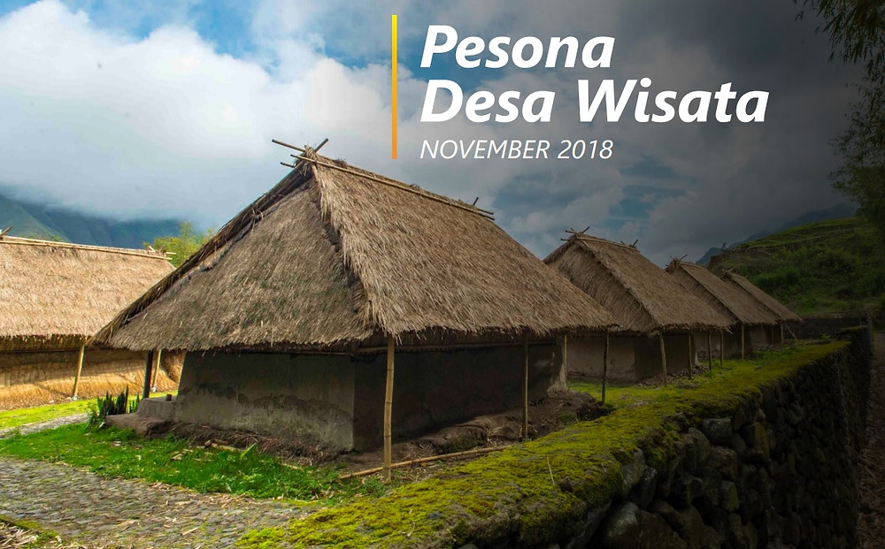 Pesona Desa Wisata Lombok 2018