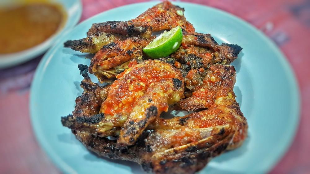 Gbr. Ayam Taliwang Khas Lombok