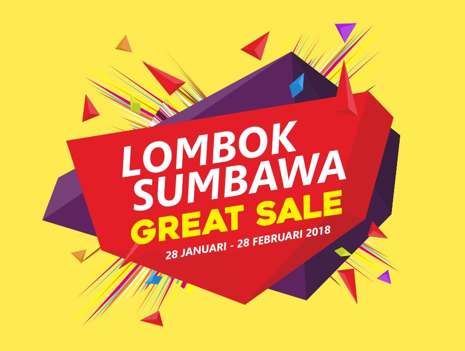 Lombok Sumbawa Great Sale 2018