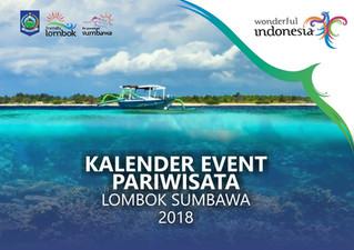 Kalender Event Tahunan Wisata Lombok Sumbawa 2018
