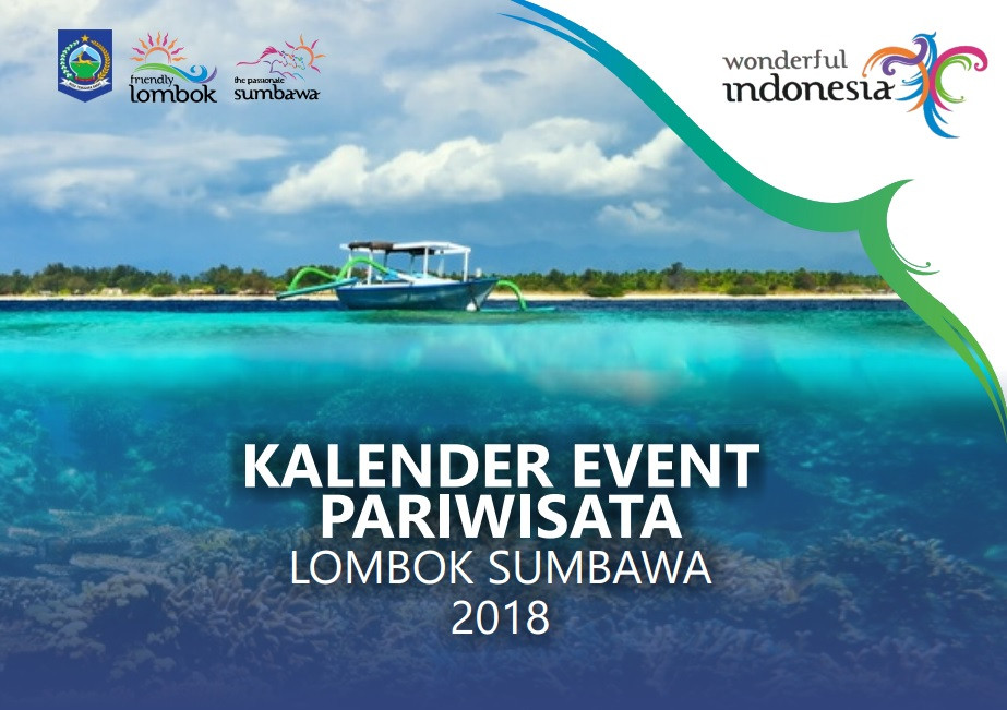 Kalender Event Pariwisata Lombok Sumbawa 2018