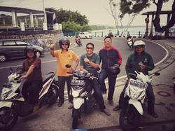 📅 31 March 2016 _Thank you Mr. Daniel Himawan & Friends from Jakarta