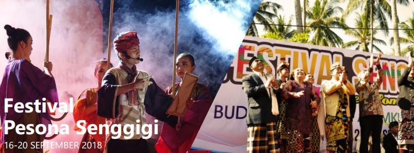 Festival Pesona Senggigi 2018