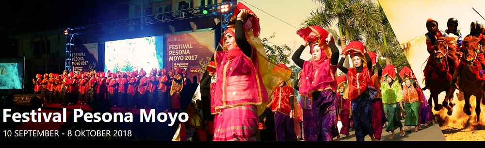 Festival Pesona Moyo 2018