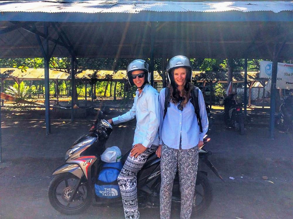 Sewa Motor Mataram dan Rental Motor Lombok Murah