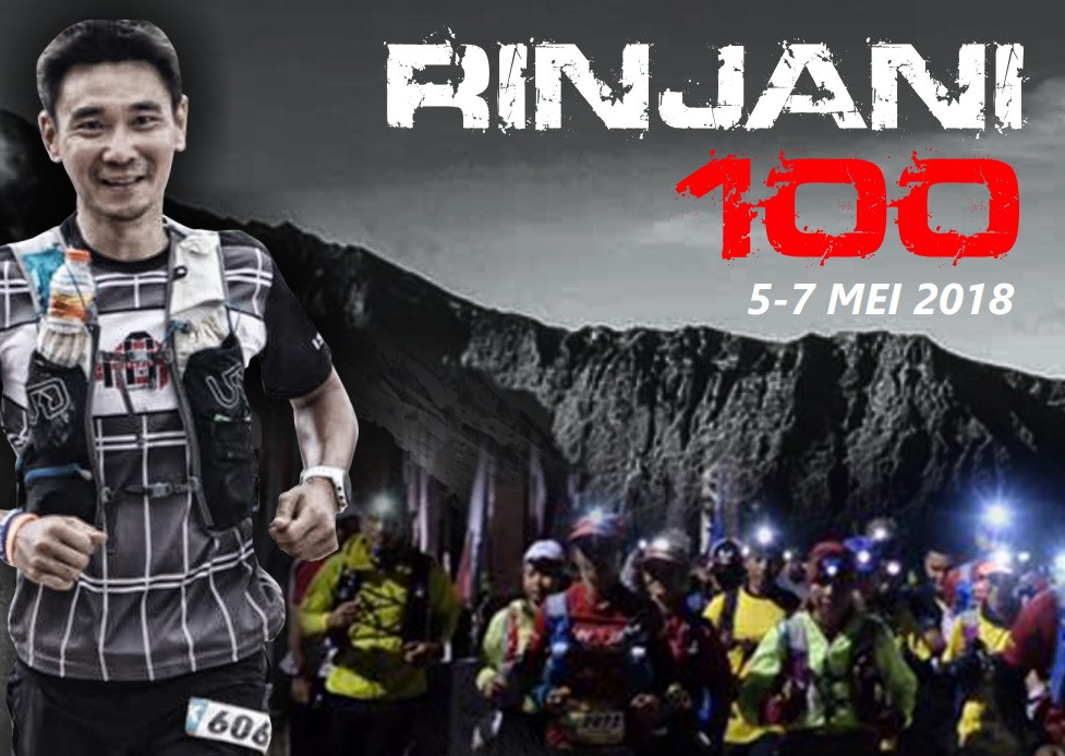 Rinjani Run 100 2018
