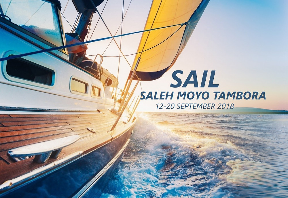 Sail Saleh Moyo Tambora 2018