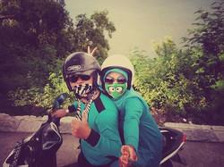 📅 7 March 2016 _Thank you Dewi Lyanasari & husband from Bogor