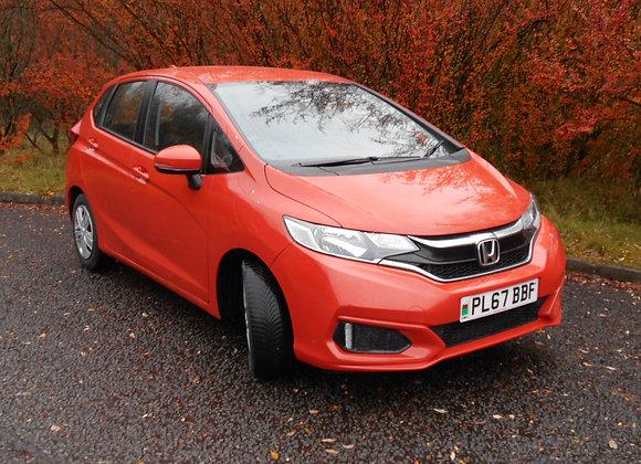 Honda Jazz 1.3i V-TEC (102bhp) S  (s/s) 5 door hatchback