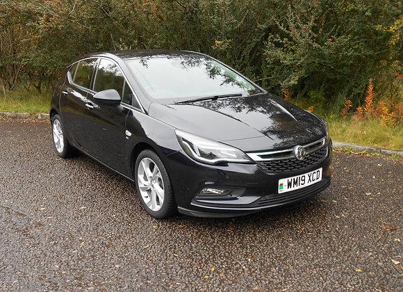 Vauxhall Astra 1.4 Turbo SRi