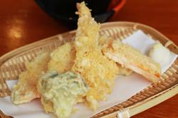 天ぷら盛り合わせ2