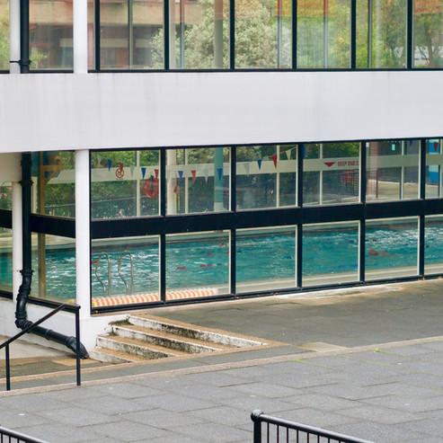 London swimming pool