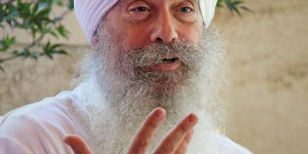Kundalini Yoga & Meditation with Sham Rang Singh Khalsa