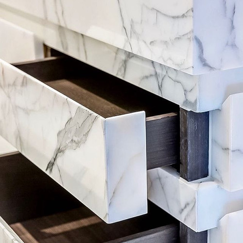 Majestic Marble ✨ _A luxurious drawer de