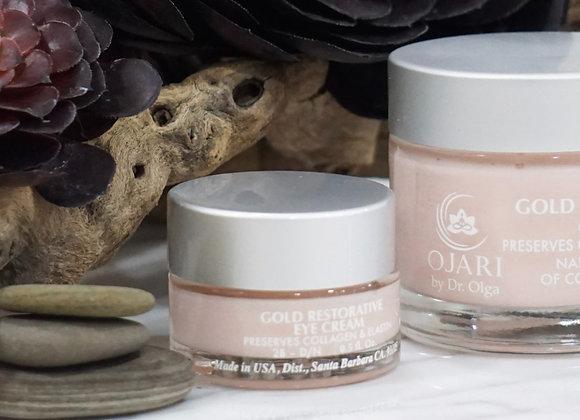 Gold Restorative Eye Cream