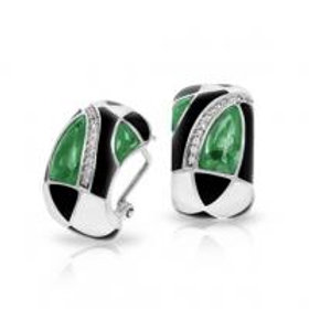 Tango Emerald Earrings