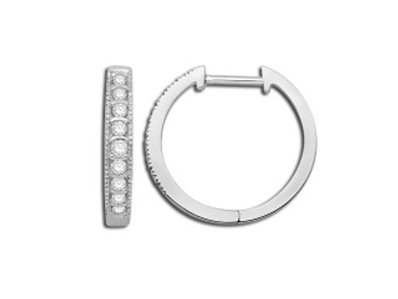 DIAMOND PROMOTIONAL HOOP