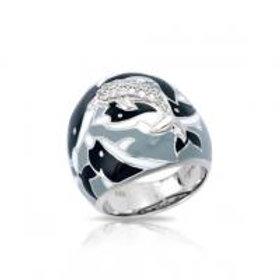 Delfino Grey Ring
