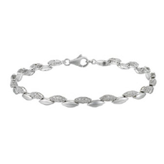 DIAMOND PAVE LINKS BRACELET