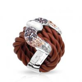 LASSO BROWN RING