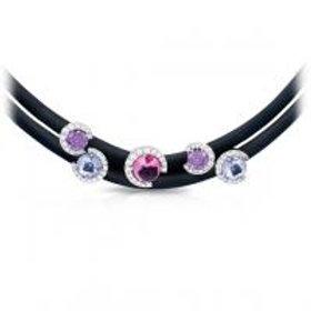 Element Black Necklace