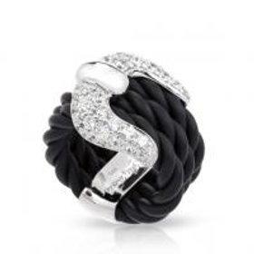 Lasso Black Ring