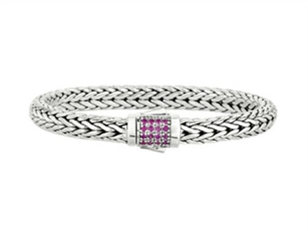Phillip Gavriel Pink Sapphire Bracelet