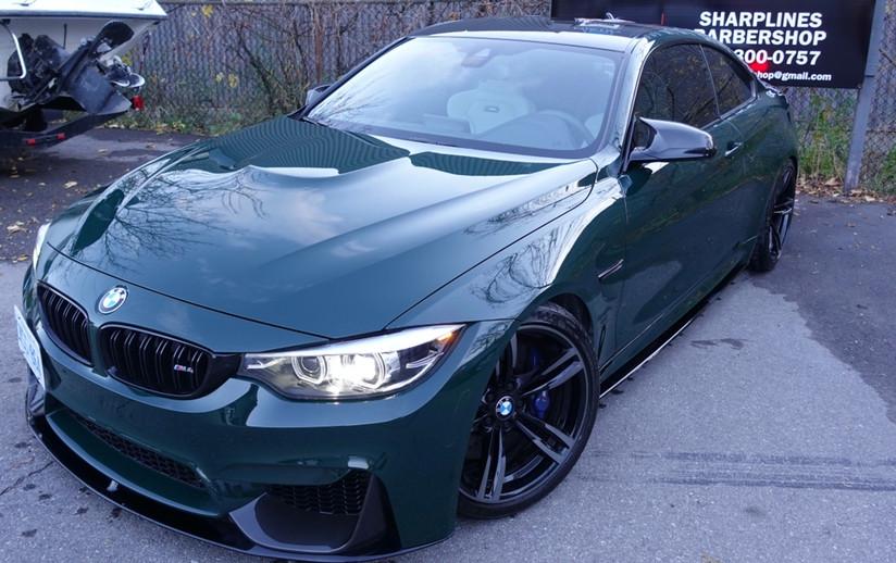 BMW M4 Detailing
